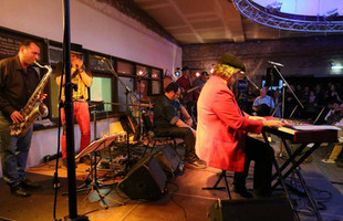 A Story of Blues in der Rotunde Bochum
