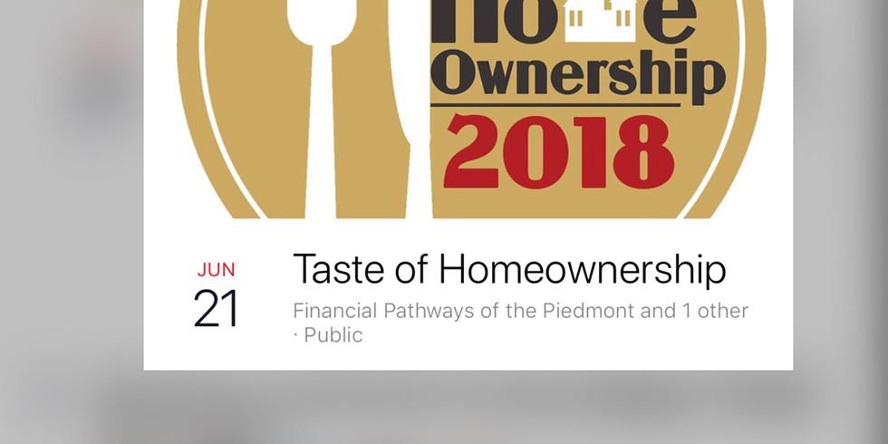Taste of Homeownership