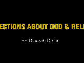 Reflections About God & Religion (draft)