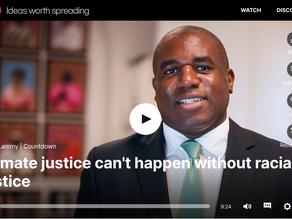 Climate Justice Can't Happen Without Racial Justice. (9min)
