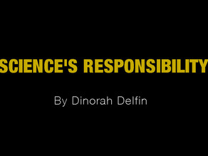 Science's Responsibility
