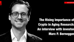 The Rising Importance of Crypto in Aging Research