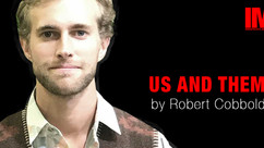 Us and Them by Robert Cobbold