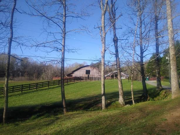 Mountain Lakes Barn