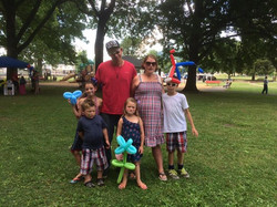 Happy 4th of July from the Moffitt family!