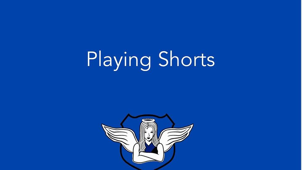 Playing Shorts (Game Day)