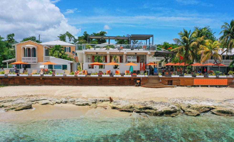 Beachfront Boardwalk