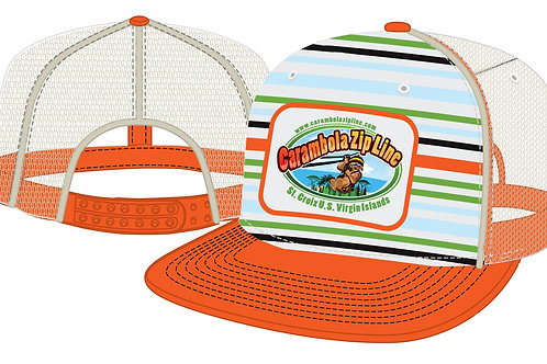 Trucker Hat Striped