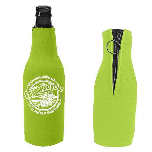 Zipper Bottle Koozie