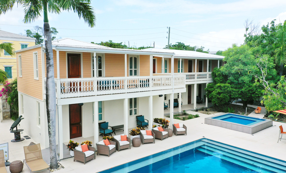 Poolside Boutique Rooms