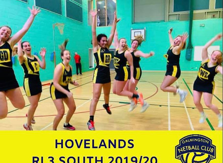 HOVELANDS RETAIN THEIR SPOT IN SOUTH WEST REGIONAL LEAGUE 3