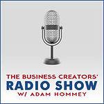 Business Creators Radio Show Podcast Art