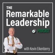 Remarkable Leadership Podcast Artwork.jp