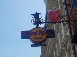 טיול אחרי קורונה, הארד רוק קפה, אינסברוק, אוסטריה