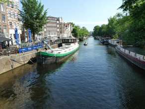 אמסטרדם - חוויה עם חברים