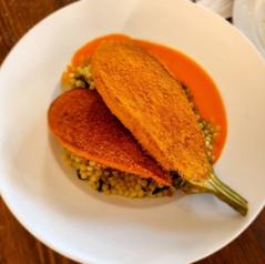 """אלטער - מטבח ומשק אורבאני, מסעדה """"כפרית"""" ברמת השרון"""