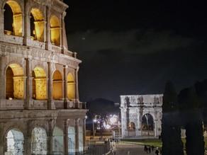 כל הדרכים מובילות לרומא - עיר עתיקה מודרנית