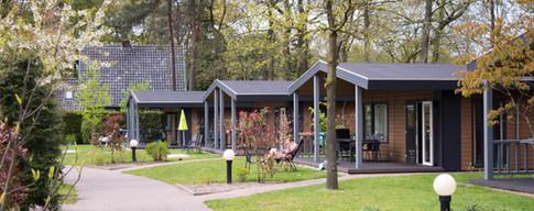 VIsie op de vaste plaatsen van Vakantiecentrum Ackersate