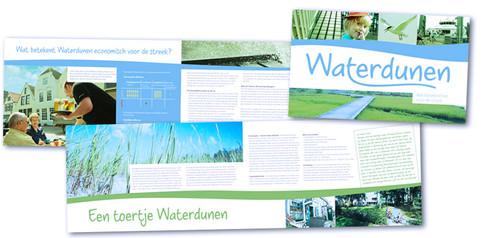 Projectleiding van planologisch voorbeeldproject Waterdunen