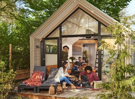 Tiny Houses passen in de recreatie en hotellerie