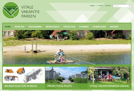 Naar Vitale Vakantieparken op de Veluwe