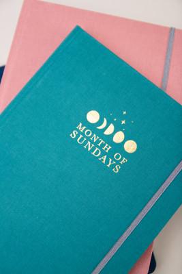 Month Of Sundays Journal Brand Shoot Pho