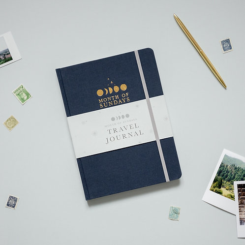 'Midnight' Travel Journal