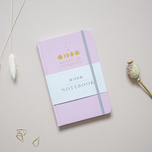 'Calamine' Notebook