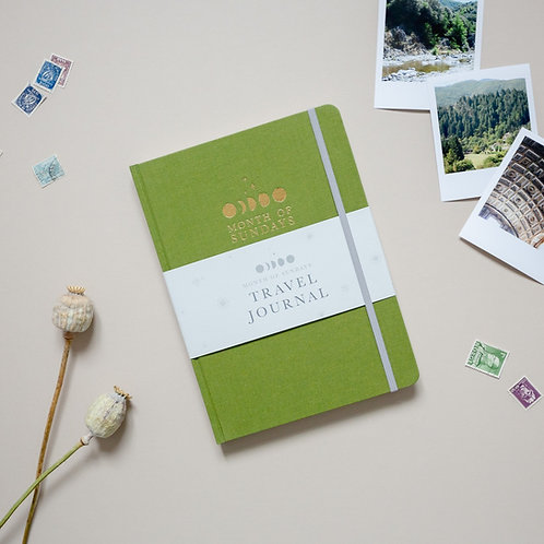 'Olive' Travel Journal