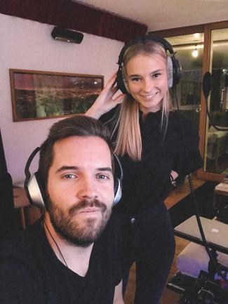 JULIAN WEISS RECORDING WITH A FRIEND I PHOENIX STUDIOS I JUNE 2018