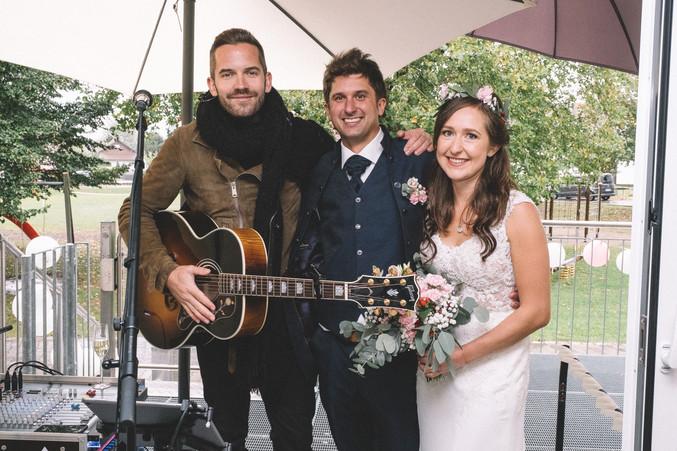 JULIAN WEISS WITH A LOVELY WEDDING COUPLE I MURG I SEPTEMBER 2020