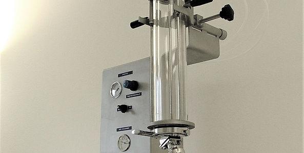 Laborfilter mit Glasmodul