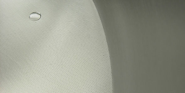 Wirbelschichtboden Typ Mikroporen Pharma