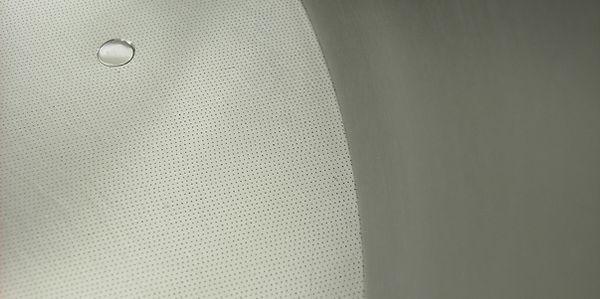 Fluidisationsboden in Wirbelschichtcoater MFB 16