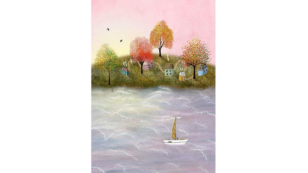 """""""Quiet Village Life"""""""