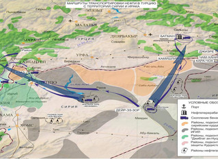 ISIS OIL, TURKEY, RUSSIA AND THE UNITED STATES