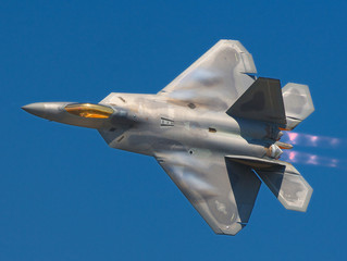 F-22 DEPLOYMENT TO EUROPE A GOOD THING, BUT WE NEED TO PROTECT THE UNITED STATES FROM RUSSIAN WARPLA
