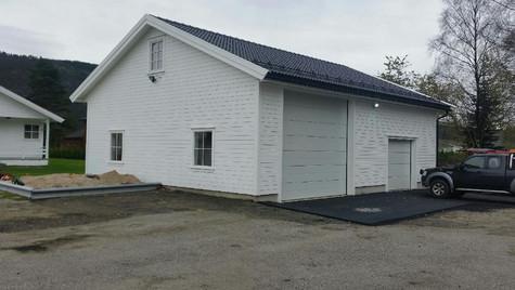 Bygging av garasje
