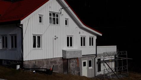Påbygg og ombygg av hus