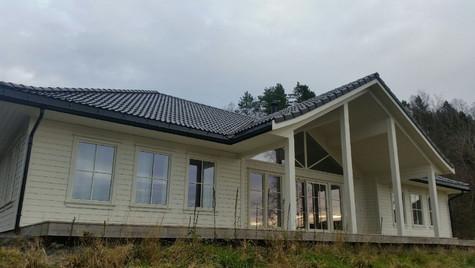Bygging av hus