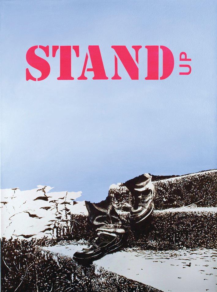 stand-up, 2009