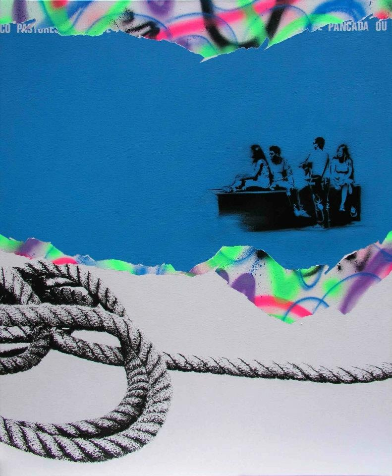 ...Tip of The Rope, Bullfight, 2012