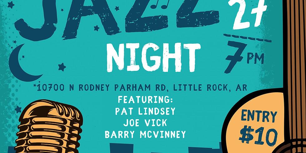 Jazz Night at Cafe
