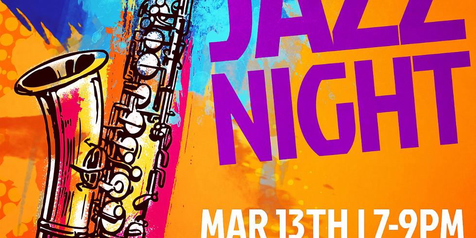 Jazz Night at the Cafe Canceled