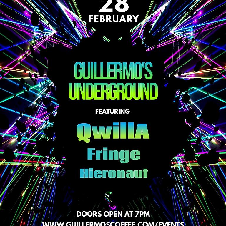 Guillermo's underGROUND