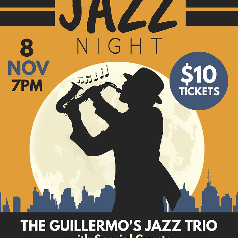 Jazz Night at the Cafe