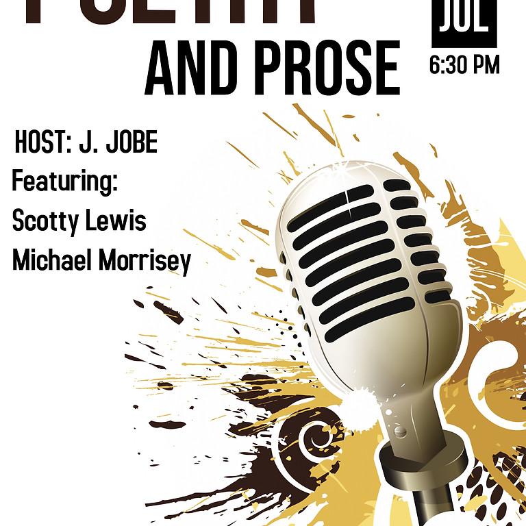 Karen Hayes Poetry and Prose Reading Series w J. Jobe