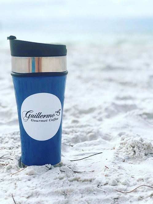 Portable Tea Infuser - Blue