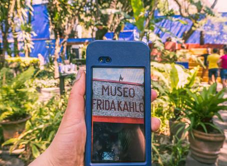Visiting Frida Kahlo | A Virtual Tour of The Blue House