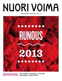 Nuori Voima, Runous 2013